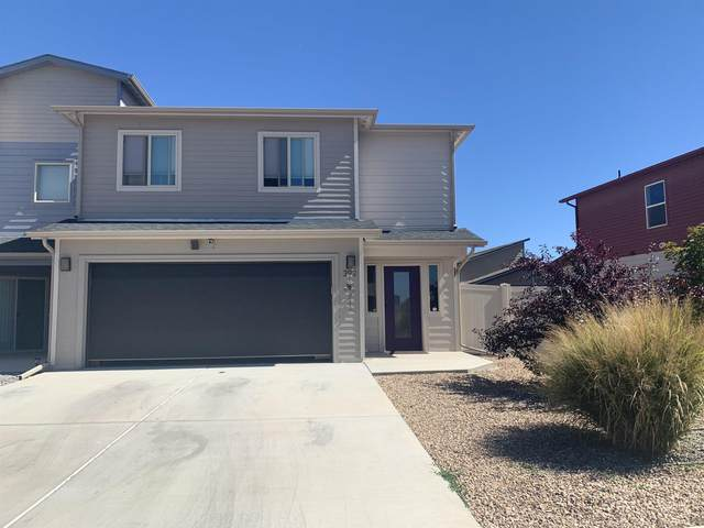 392 Green River Drive, Grand Junction, CO 81504 (MLS #20215189) :: The Christi Reece Group