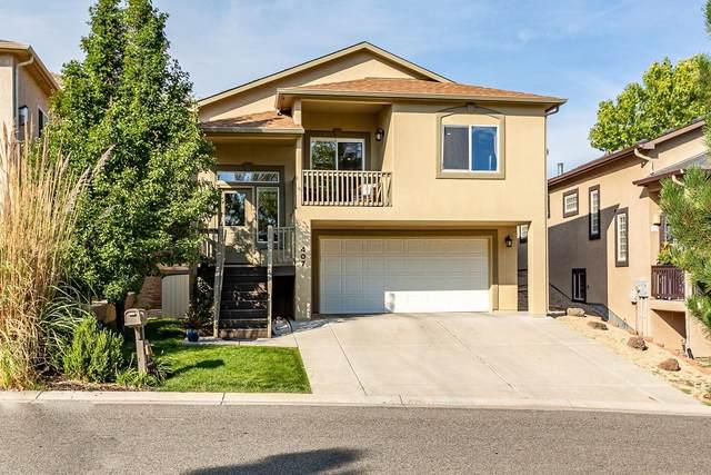 407 Rockwood Lane, Grand Junction, CO 81507 (MLS #20215193) :: The Christi Reece Group