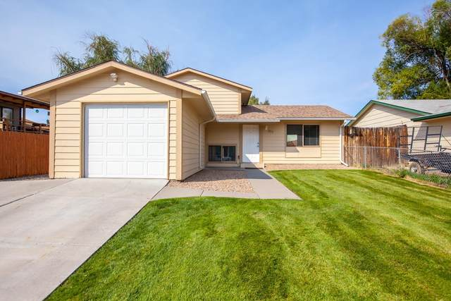 577 31 3/4 Road, Grand Junction, CO 81504 (MLS #20215205) :: Lifestyle Living Real Estate