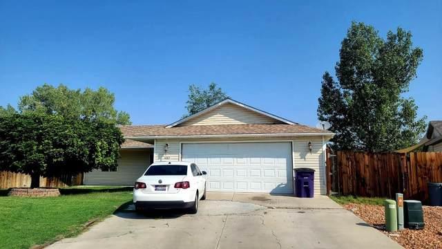487 Jaquette Lane, Grand Junction, CO 81504 (MLS #20215208) :: CENTURY 21 CapRock Real Estate
