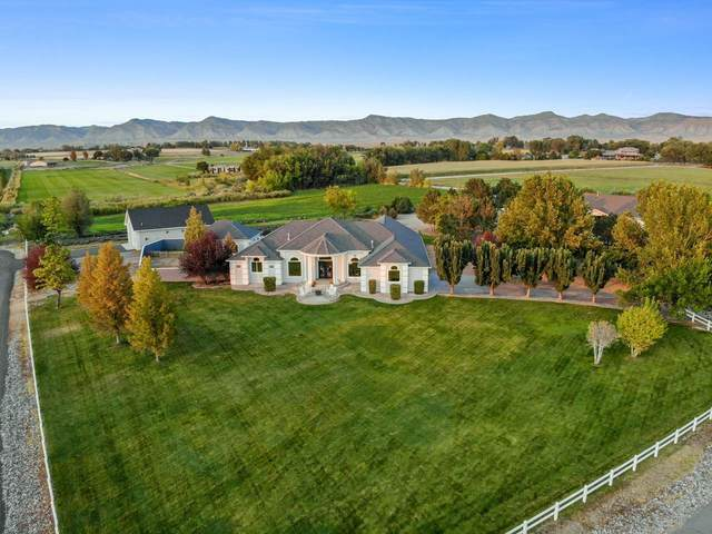 2452 Home Ranch Court, Grand Junction, CO 81505 (MLS #20215211) :: Lifestyle Living Real Estate
