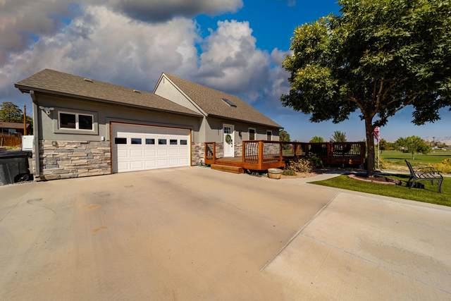 207 Garfield Drive, Grand Junction, CO 81503 (MLS #20215224) :: The Kimbrough Team | RE/MAX 4000