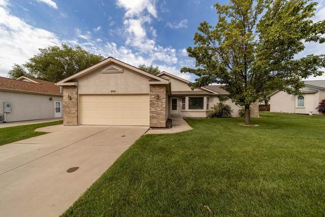 603 Shadowbrook Drive, Grand Junction, CO 81504 (MLS #20215243) :: The Kimbrough Team | RE/MAX 4000