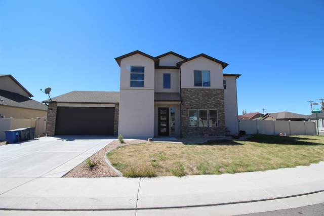 647 Huntington Road, Grand Junction, CO 81504 (MLS #20215258) :: Lifestyle Living Real Estate