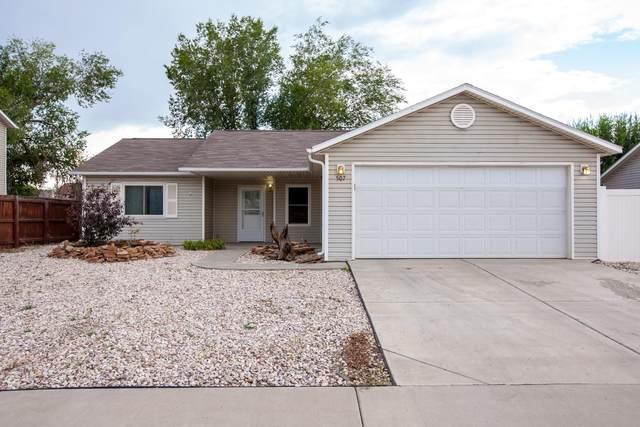 507 Aurora Way, Clifton, CO 81520 (MLS #20215270) :: CENTURY 21 CapRock Real Estate