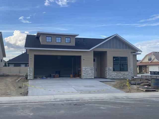824 Apple Glen Drive, Grand Junction, CO 81505 (MLS #20215271) :: The Christi Reece Group