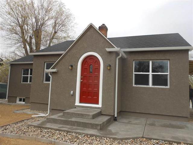 540 Highway 40, Grand Junction, CO 81503 (MLS #20215284) :: The Kimbrough Team | RE/MAX 4000