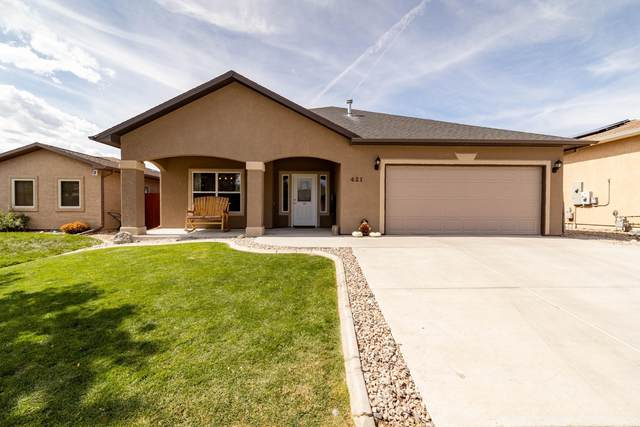 421 Chert Drive, Grand Junction, CO 81504 (MLS #20215293) :: The Kimbrough Team   RE/MAX 4000