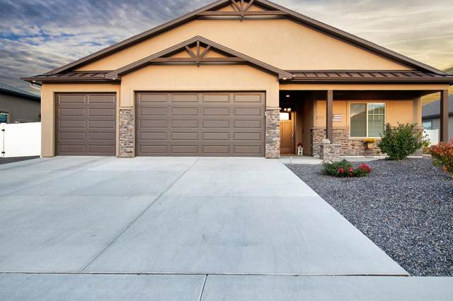 270 Windom Street, Grand Junction, CO 81503 (MLS #20215295) :: The Kimbrough Team   RE/MAX 4000