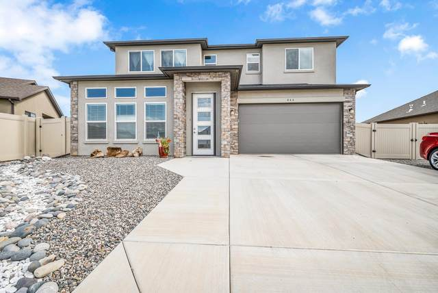 644 24 3/4 Road, Grand Junction, CO 81505 (MLS #20215307) :: CENTURY 21 CapRock Real Estate