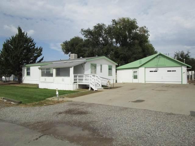 2812 Capitol Lane, Grand Junction, CO 81503 (MLS #20215310) :: The Joe Reed Team