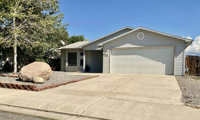 408 Wood Duck Drive, Grand Junction, CO 81504 (MLS #20215324) :: The Grand Junction Group with Keller Williams Colorado West LLC
