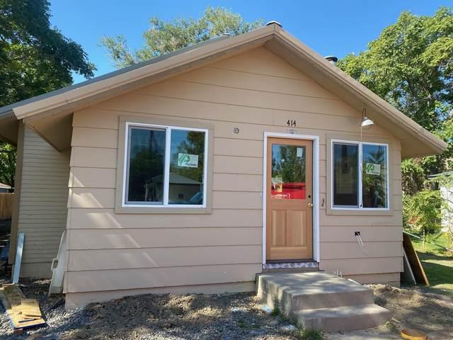 414 Logan Street, Palisade, CO 81526 (MLS #20215326) :: CENTURY 21 CapRock Real Estate