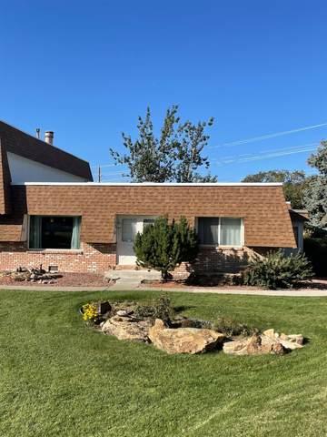 2700 G Road 11D, Grand Junction, CO 81506 (MLS #20215328) :: CENTURY 21 CapRock Real Estate