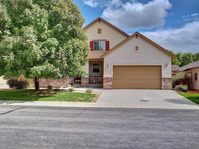 610 Eldorado Drive, Grand Junction, CO 81505 (MLS #20215331) :: Lifestyle Living Real Estate