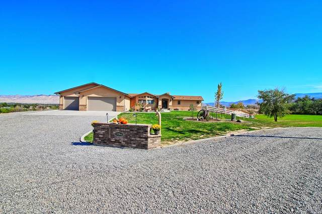 3284 B 1/2 Road, Grand Junction, CO 81503 (MLS #20215335) :: The Kimbrough Team | RE/MAX 4000