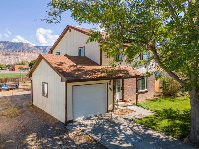 827 Iowa Avenue, Palisade, CO 81526 (MLS #20215344) :: The Grand Junction Group with Keller Williams Colorado West LLC