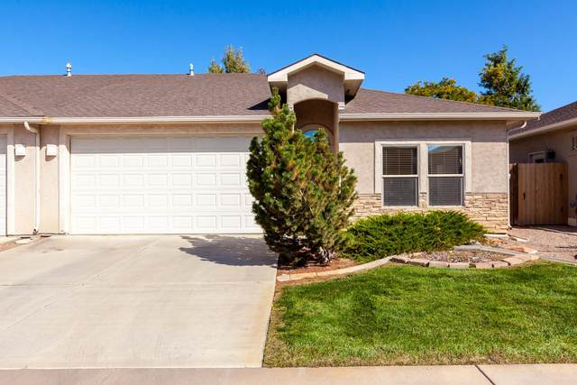 716 Willow Creek Road, Grand Junction, CO 81505 (MLS #20215348) :: The Christi Reece Group