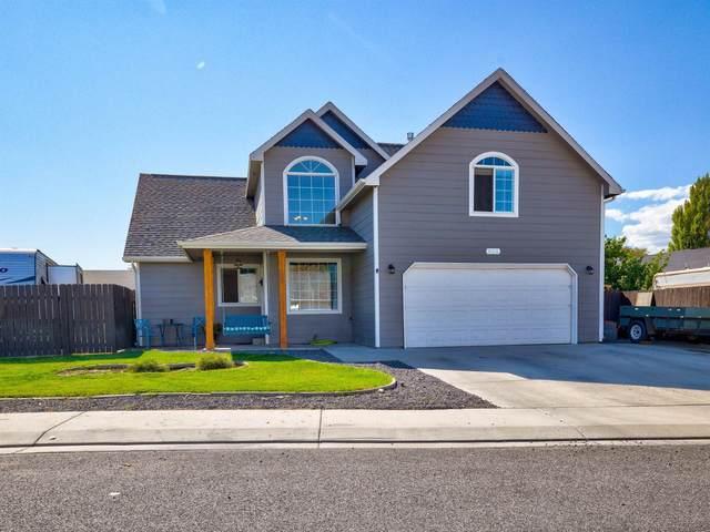 466 Morning Dove Street, Grand Junction, CO 81504 (MLS #20215350) :: Michelle Ritter