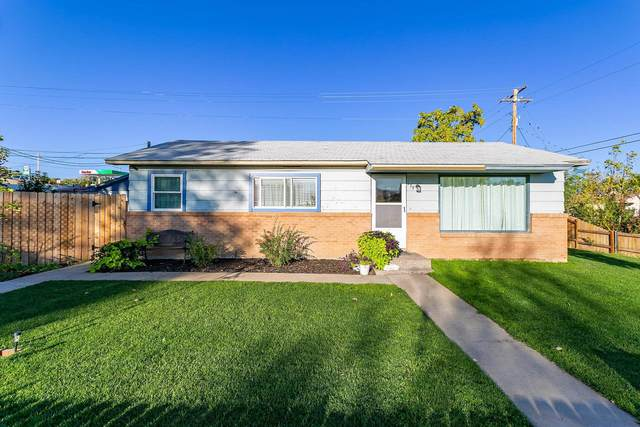 179 Manry Road, Grand Junction, CO 81503 (MLS #20215352) :: The Kimbrough Team | RE/MAX 4000