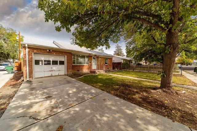 1410 Hall Avenue, Grand Junction, CO 81501 (MLS #20215362) :: Michelle Ritter