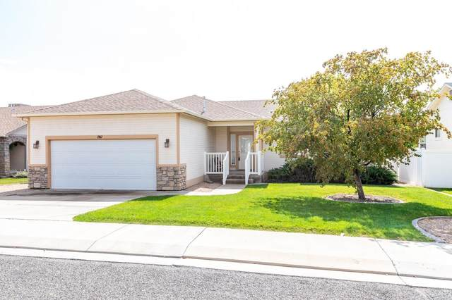 2857 Duke Drive, Grand Junction, CO 81501 (MLS #20215370) :: Lifestyle Living Real Estate
