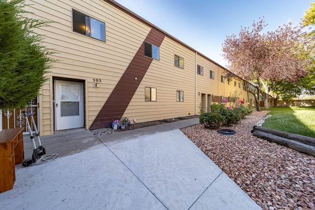 125 Franklin Avenue #503, Grand Junction, CO 81505 (MLS #20215378) :: CENTURY 21 CapRock Real Estate