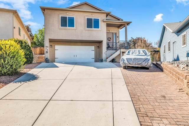 401 1/2 Rana Court B, Grand Junction, CO 81507 (MLS #20215379) :: The Christi Reece Group