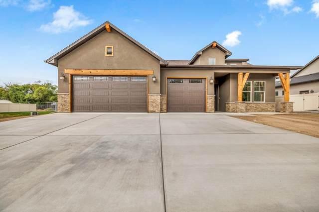 603 Orange Grove Way, Grand Junction, CO 81504 (MLS #20215380) :: Lifestyle Living Real Estate