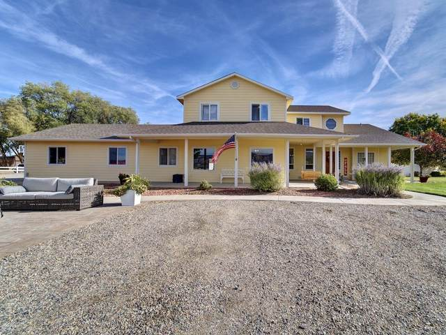 970 20 Road, Fruita, CO 81521 (MLS #20215383) :: The Grand Junction Group with Keller Williams Colorado West LLC