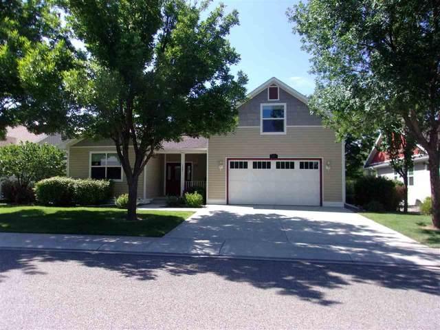 1222 Marigold Avenue, Fruita, CO 81521 (MLS #20215388) :: Lifestyle Living Real Estate