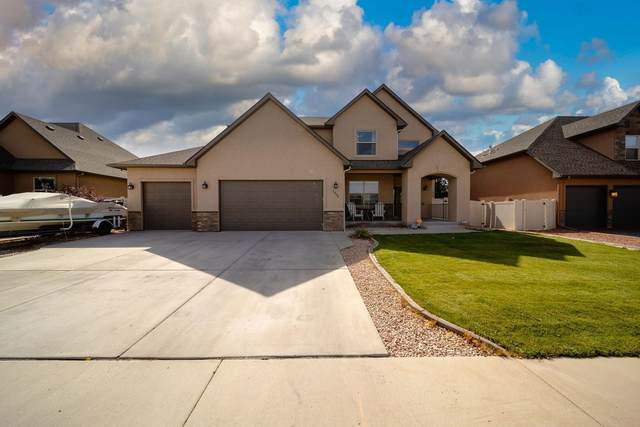 1460 Catalina Avenue, Fruita, CO 81521 (MLS #20215392) :: The Grand Junction Group with Keller Williams Colorado West LLC