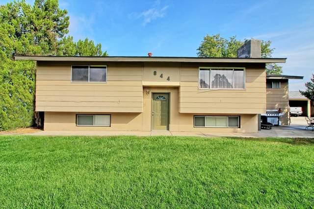 844 21 Road, Grand Junction, CO 81505 (MLS #20215393) :: CENTURY 21 CapRock Real Estate