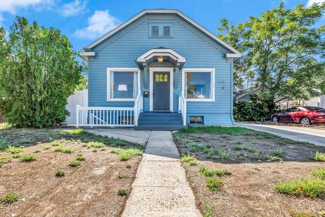 625 Belford Avenue, Grand Junction, CO 81501 (MLS #20215411) :: The Grand Junction Group with Keller Williams Colorado West LLC