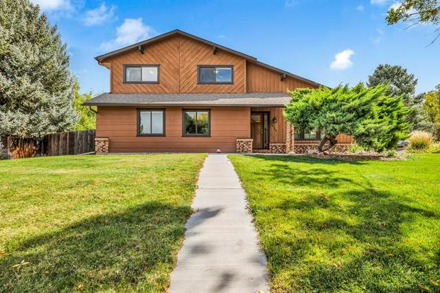 616 Rushmore Drive, Grand Junction, CO 81507 (MLS #20215414) :: The Kimbrough Team   RE/MAX 4000