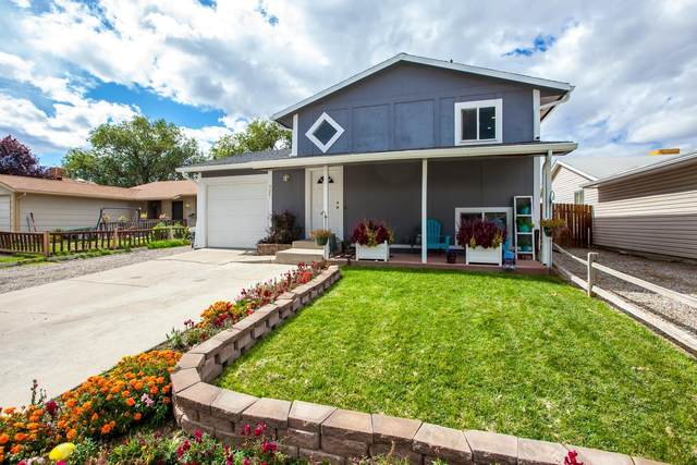527 32 1/8 Road, Clifton, CO 81520 (MLS #20215427) :: The Christi Reece Group