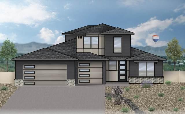 2544 Frying Pan Drive, Grand Junction, CO 81505 (MLS #20215437) :: The Danny Kuta Team