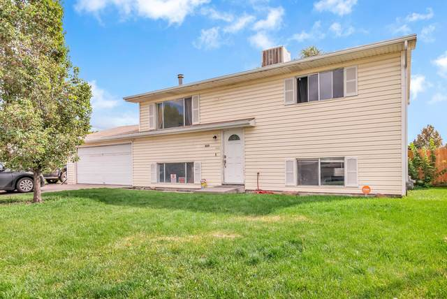 3009 Hill Court, Grand Junction, CO 81504 (MLS #20215444) :: The Christi Reece Group