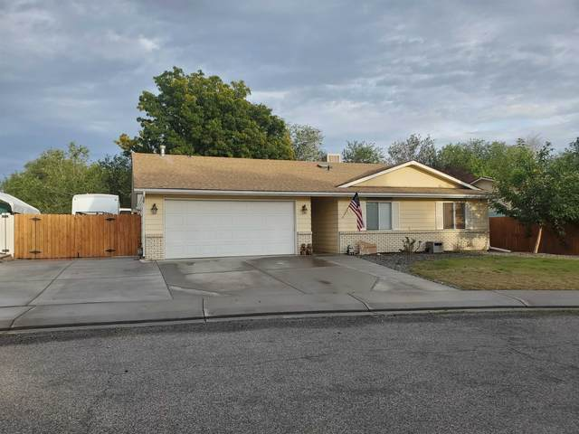634 Avalon Drive, Grand Junction, CO 81504 (MLS #20215447) :: The Christi Reece Group