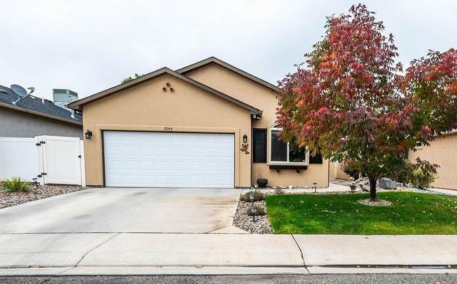 594 1/2 Sinatra Way, Grand Junction, CO 81501 (MLS #20215452) :: Lifestyle Living Real Estate
