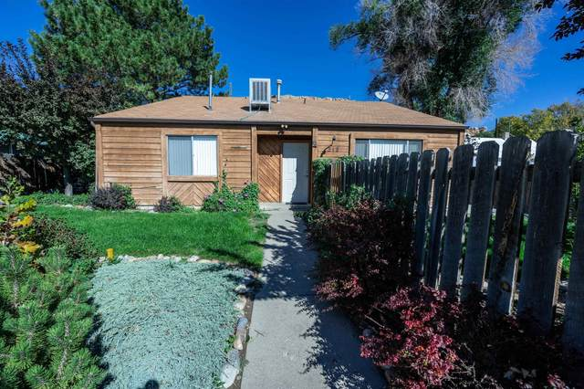 318 W 2nd Street, Palisade, CO 81526 (MLS #20215454) :: The Grand Junction Group with Keller Williams Colorado West LLC
