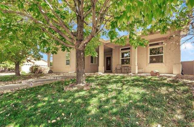 474 Bismarck Street, Grand Junction, CO 81504 (MLS #20215456) :: The Christi Reece Group