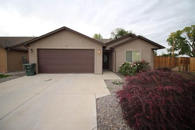 449 San Juan Street, Grand Junction, CO 81504 (MLS #20215459) :: Lifestyle Living Real Estate