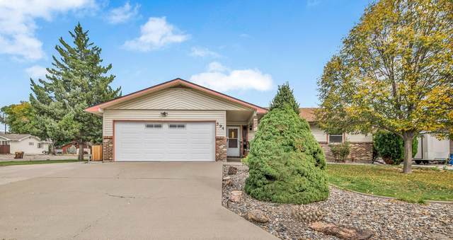 594 Starlight Drive, Grand Junction, CO 81504 (MLS #20215460) :: The Christi Reece Group