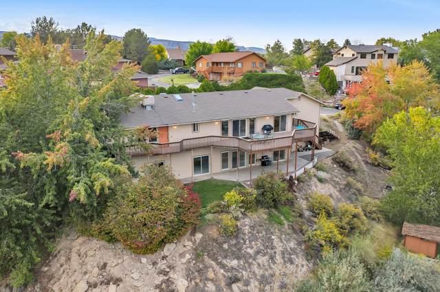 404 Ridgeway Drive, Grand Junction, CO 81507 (MLS #20215471) :: CENTURY 21 CapRock Real Estate