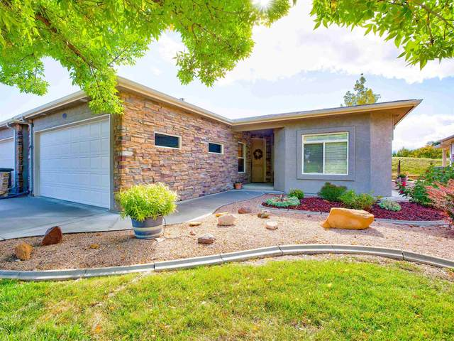 2655 Summer Vale Circle A, Grand Junction, CO 81506 (MLS #20215476) :: The Christi Reece Group