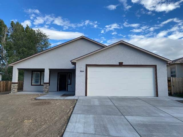 3084 Mandan Lane, Grand Junction, CO 81504 (MLS #20215477) :: The Christi Reece Group