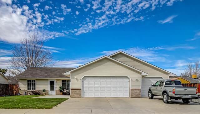 669 Marshall Street, Grand Junction, CO 81505 (MLS #20215486) :: CENTURY 21 CapRock Real Estate