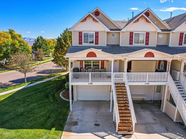 1158 Windsor Park Drive, Fruita, CO 81521 (MLS #20215487) :: The Grand Junction Group with Keller Williams Colorado West LLC