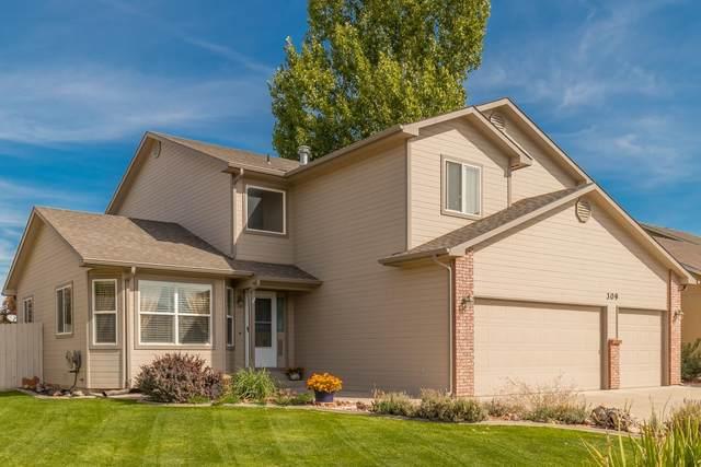 309 Elderberry Drive, Fruita, CO 81521 (MLS #20215491) :: CENTURY 21 CapRock Real Estate